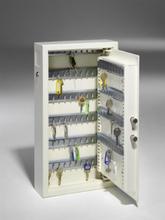 Nyckelskåp vit 550x350x90 mm