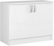 NOVA Kjøkkenskap 100 Hvit, Kjøkkenskap