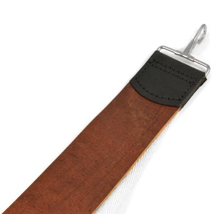 Skjerpestropp til barberkniv