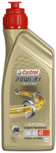 Castrol POWER 1 Racing 4T 5W-40 1 Liter Dunk