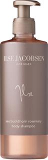 Ilse Jacobsen Hornbæk ILSE by ILSE JACOBSEN Sea Buckthorn Rosemary Body Shampoo 295 ml