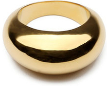 Bolded Big Ring Gold