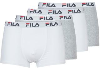 Fila Boxershorts LOT DE 4 BOXERS COTON FILA BLANC Fila