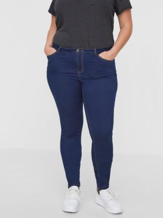 JUNAROSE Extra Slim Jeans Women Blue