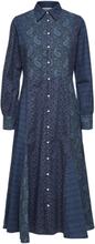 SELECTED Selected People Long Dress Women Blue