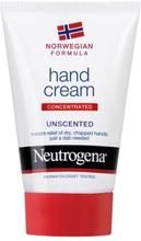 Neutrogena Unscented Hand Cream 50 ml