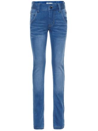 NAME IT Kids Super Stretch X-slim Fit Jeans Men Blue
