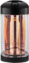 2 st Heater Terrassvärmare - Svart