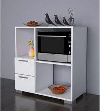 RAHMANI Kjøkkenskap 80 cm Hvit, Kjøkkenskap