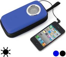 Vadsæk med højtaler 2W 144124 - Blå