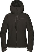 Norrøna Women's Lofoten Gore-Tex Insulated Jacket Dame skijakker fôrede Sort S
