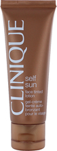 Clinique Self Sun Face Tinted Lotion, 50 ml Clinique Brun utan sol