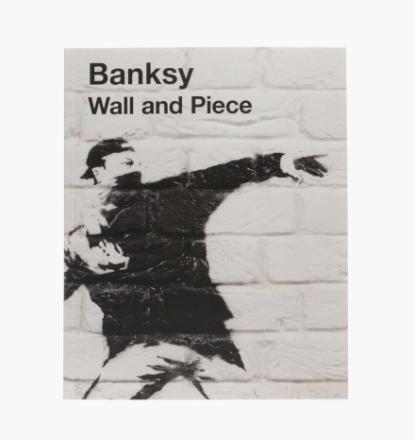 Dokument Press - Banksy Wall And Piece - Multi - OneSize