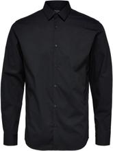 SELECTED Slim Fit - Shirt Men Black