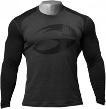 Gasp Ops Edition LS Grey/Black - Genser