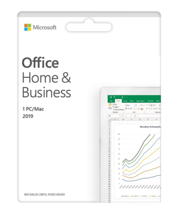Microsoft Office Home and Business 2019 - | PC/Mac |