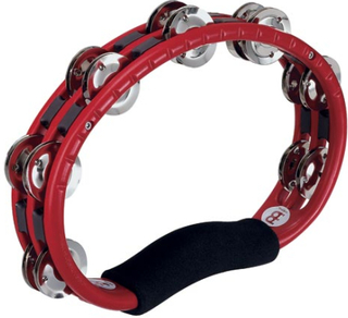Meinl Hand Tamburin, röd TMT1-R