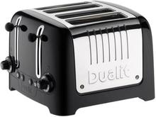 Dualit Lite Toaster 4 Black. 2 stk. på lager