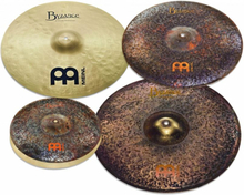 Mike Johnston Pack Byzance, Meinl MJ401+18
