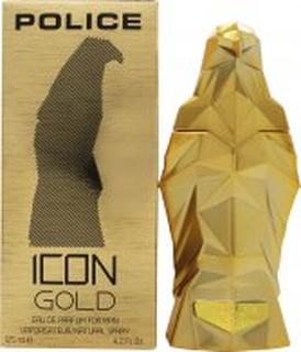 Police Icon Gold Eau de Parfum 125ml Sprej