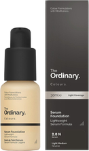 The Ordinary Serum Foundation, 2.0 N Light Medium Neutral The Ordinary. Foundation