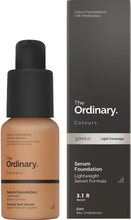 The Ordinary Serum Foundation, 3.1 R Dark Red The Ordinary. Foundation