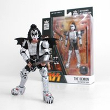 The Loyal Subjects BST AXN KISS 5in Action Figure - The Demon