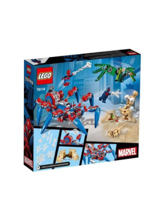 DC Comics Super Heroes Spider-Mans edderkoppekravler - Proshop