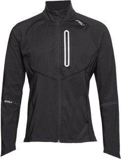 Pursuit Thermal Hybrid Jacket Sweatshirt Trøje Sort 2XU