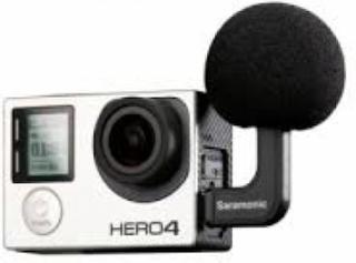 SARAMONIC Microphone for GoPro