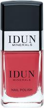 IDUN Minerals Korall Nail Polish (11 ml)