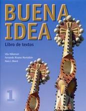 Buena idea 1 Libro de textos inkl. ljudfiler eleve