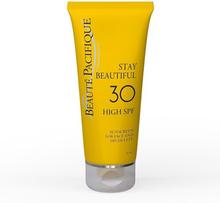 Beauté Pacifique Solcreme til ansigtet 30 SPF Stay Beautiful