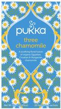 Pukka Thee Chamomile Te Ø (20 breve)