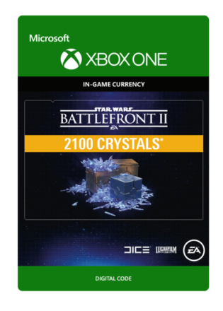 STAR WARS Battlefront II: Crystals Pack 2100 - CDON.COM