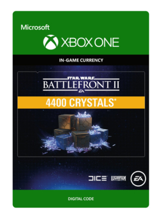 STAR WARS Battlefront II: Crystals Pack 4400 - CDON.COM