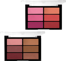 Viseart Blush HD Palette (Variant: #02 ROSE CORAL)
