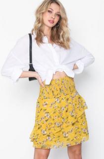Only onlHANNAH Mini Skirt Wvn Mini nederdele