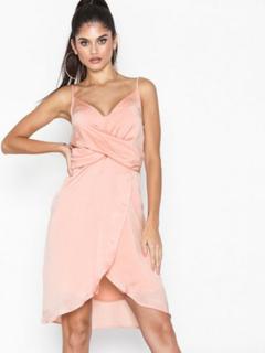 Object Collectors Item Objalisse Strap Knot Dress a Q Tætsiddende kjoler