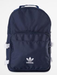 Adidas Originals BACK PACK Blå Väskor/Necessärer till Unisex