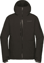 Norrøna Men's Lofoten Gore-Tex Insulated Jacket Herre skijakker fôrede Sort L