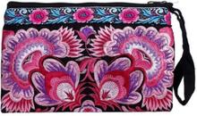 Hmong Hill Clutch Taske Pink