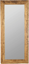 House Doctor Pure Nature spejl med ramme - 95x210 cm
