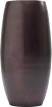 KARE DESIGN Shadow vase - mørkt stål (Ø 18)