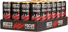 24 x Nocco Focus, 330 ml, Cola