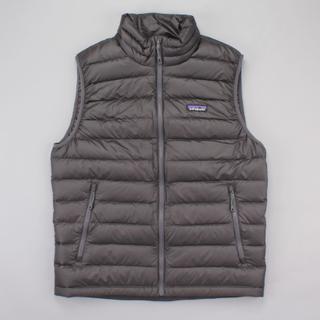 Patagonia Vest Down Forge Grey