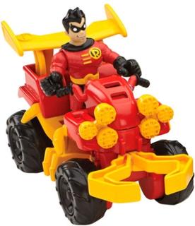 Imaginext DC Super Friends - Robin & ATV