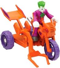 Imaginext DC Super Friends - The Joker & Motorcykel