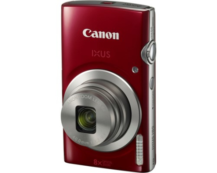 Canon IXUS 185 Rød (1809C001)