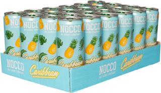24 x Nocco Bcaa, 330 ml, Caribbean